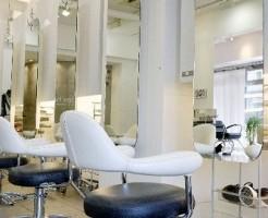 チェーン店の美容院