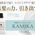 【シャンプー解析】口コミで評判!KAMIKA(カミカ)シャンプーの成分解析|白髪に効果あり?悪い口コミって何?