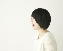 髪の毛を短く切られる実例
