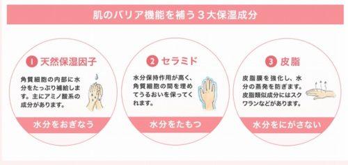 頭皮乾燥の原因と保湿因子