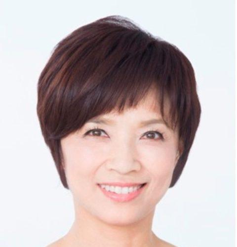 薄毛(老け髪)の女性におすすめのおしゃれな髪型榊原郁恵