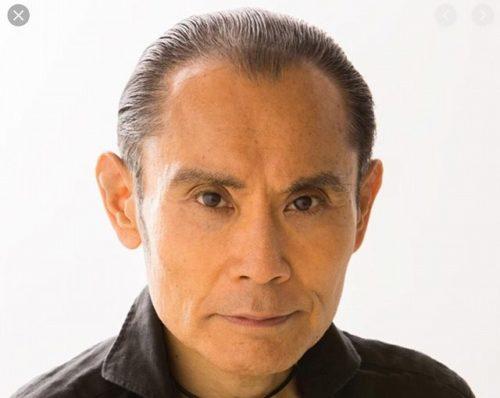 60代男性薄毛におすすめの髪型片岡鶴太郎