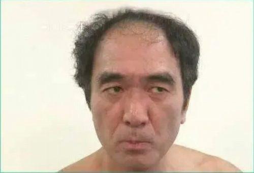 60代男性薄毛におすすめの髪型江頭