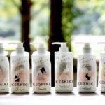 KESHIKI(ケシキ)シャンプーの成分解析と口コミ評価|匂いが評判?