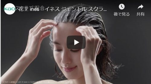 イネスジェントルスクラブクレンズの動画